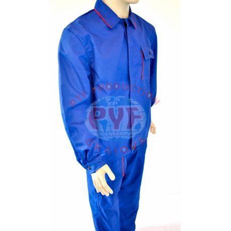 Costum Salopeta Clasica cu Vipusti