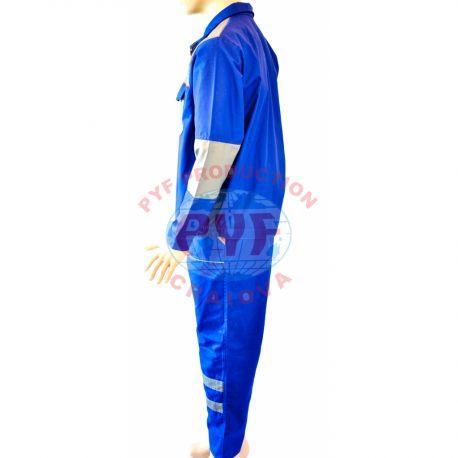 Costum Salopeta cu Pieptar Combinat