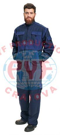 Costum Salopeta Cu Pieptar Max
