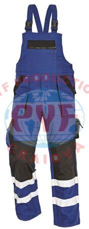 Costum salopeta cu pieptar Max Reflex