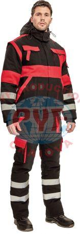 Costum Vatuit cu Pieptar Max Winter Reflex