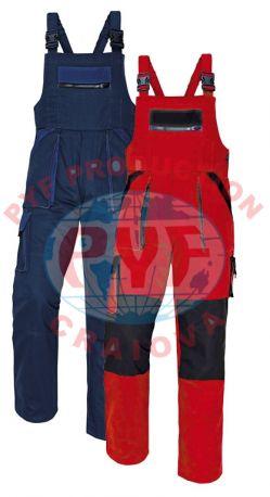 Pantalon cu Pieptar Max