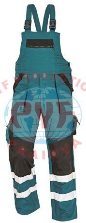 Pantalon cu pieptar Max Reflex