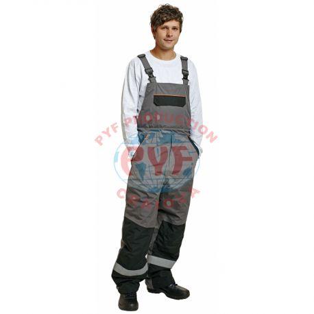 Pantalon cu Pieptar Vatuit Emerton