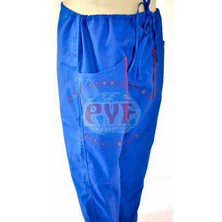 Pantaloni clasici cu vipusti