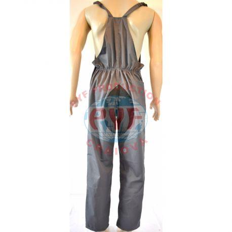 Pantaloni cu Pieptar Bazonati in 2 Culori