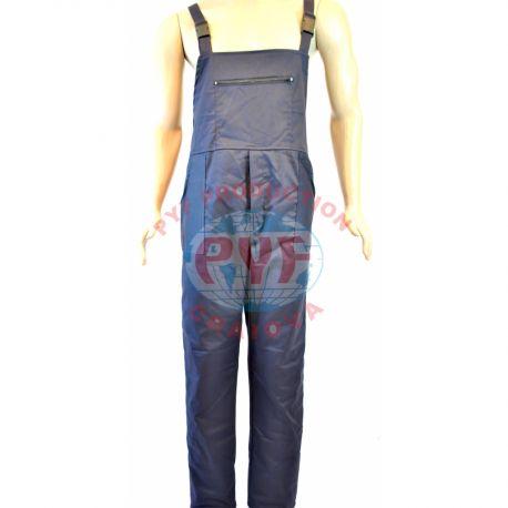 Pantaloni Vatuiti cu Pieptar