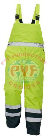 Pantaloni vatuiti Reflectorizanti