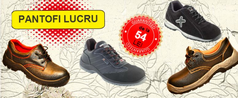 Pantofi Lucru